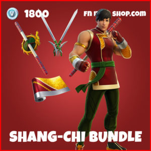 Shang-Chi Fortnite Bundle