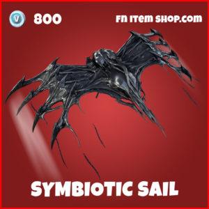Symbiotic Sail Venom Fortnite Glider