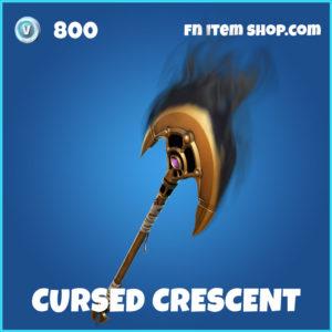 Cursed Crescent Fortnite Harvesting Tool