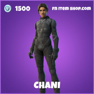 Chani Fortnite Dune Skin