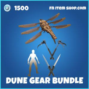 Dune Gear Bundle Fortnite