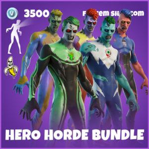 Hero Horde Fortnite Bundle