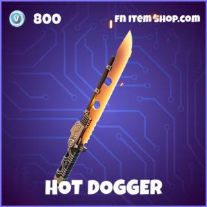 Hot Dogger Fortnite Resident Evil Harvesting Tool