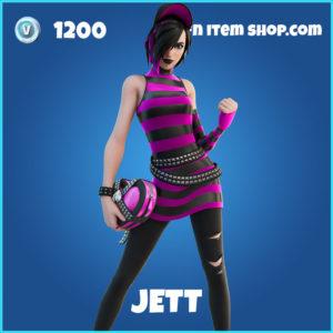 Jett Fortnite Skin