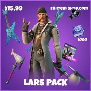 The Lars Pack Fortnite Bundle