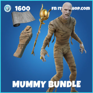 Mummy Bundle Fortnite