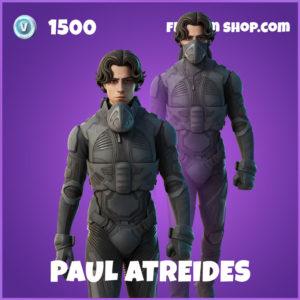 Paul Atreides Fortnite Dune Skin