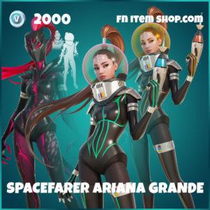 SPacefarer Ariana Grande Fortnite Skin