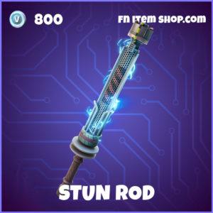 Stund Rod Fortnite Resident Evil Harvesting Tool