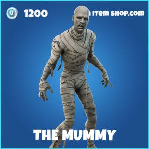The Mummy Fortnite Skin