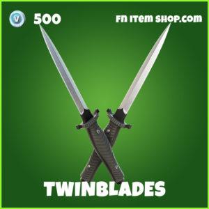 Twinblades Fortnite Harvesting Tool