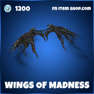 Wings of Madness FOrtnite glider